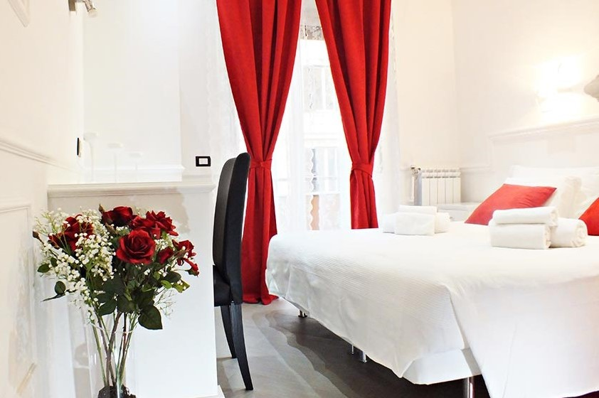 camera bed and breakfast roma centro le petit bijou